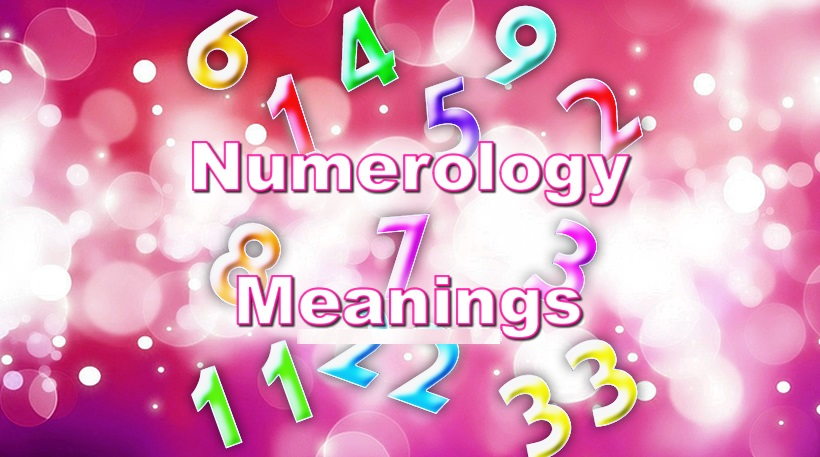 Meaning Of Numerology